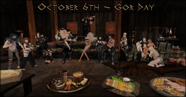 Oct. 6 Gorean Day