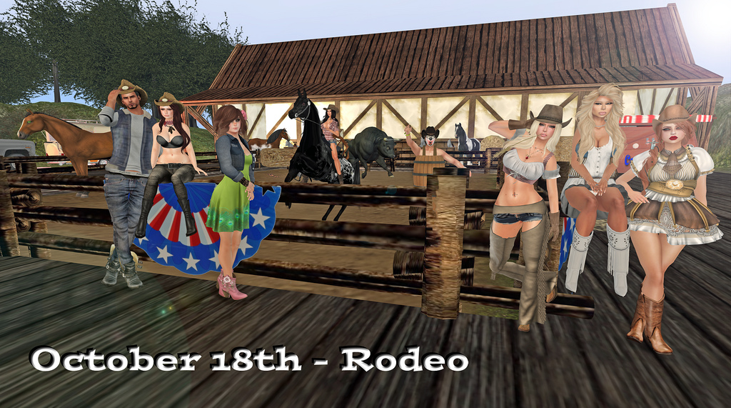 Oct. 18 Rodeo