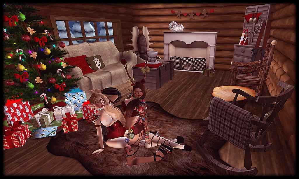 Santa's Naughty Elfs!