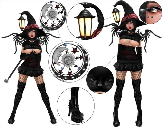 OMGacha Witch