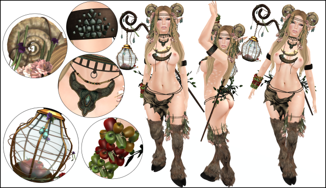 ze faun bubbles done