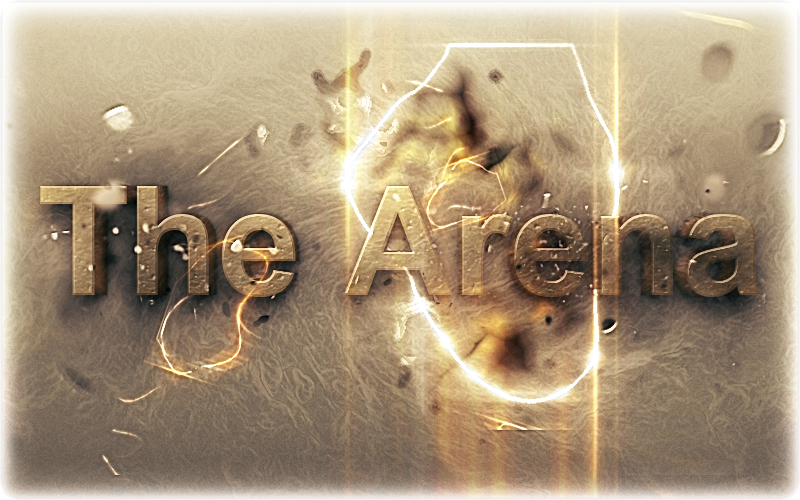 The arena logo 2